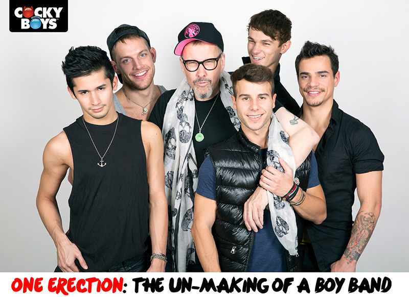 One Erection Episode One: Sticky Face